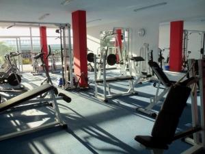 Salón Musculación Hotel Laboulaye